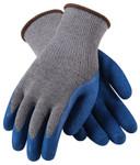 PIP G-Tek, Blue Latex, Gray Cotton/Polyester Shell, Regular Grade