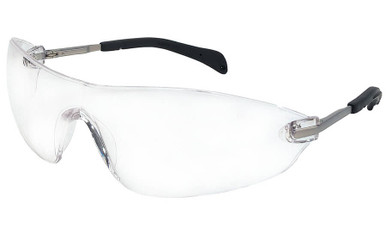 Crews Blackjack Elite Safety Glasses with Clear Lens