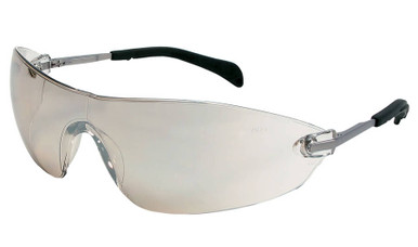 Crews Blackjack Elite Safety Glasses with Indoor/Outdoor Lens
