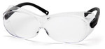 Pyramex OTS XL Over-Prescription Safety Glasses with Large Clear Lens