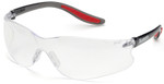 Elvex Xenon Safety Glasses with Clear Anti-Fog Lens