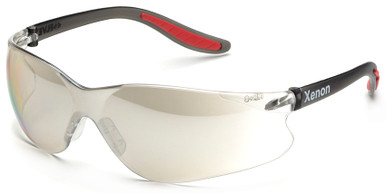 Elvex Xenon Safety Glasses with Indoor/Outdoor Lens SG-14io