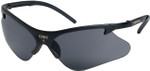 Smith & Wesson Code 4 Safety Glasses with Smoke Lenses