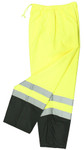 Radians SP41 Class E Hi-Viz Green Sealed Waterproof Pants