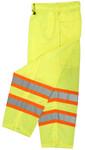 Radians SP61 Class E Hi-Viz Green Surveyor Pants