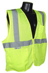 Radians SV25-2 Class 2 Fire Retardant Hi-Viz Green Mesh Safety Vest