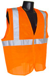 Radians SV2-Mesh Class 2 Hi-Viz Orange Safety Vest