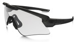 Oakley SI Ballistic M Frame Alpha Sunglasses with Matte Black Frame and Clear Lens