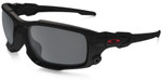 Oakley SI Ballistic Shocktube with Matte Black Frame and Black Iridium Lens