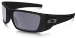 Oakley SI Thin Blue Line Fuel Cell with Black Frame and Grey Lens