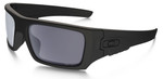 Oakley SI Ballistic Industrial Det Cord with Matte Black Frame and Grey Lens