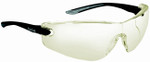 Bolle Cobra Safety Glasses with Black Temples and HD Hydrophobic Lens