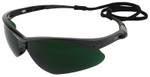 Jackson Nemesis Safety Glasses with Shade 5 Lens