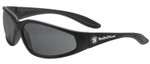 Smith & Wesson 38 Special Safety Glasses with Smoke Lens