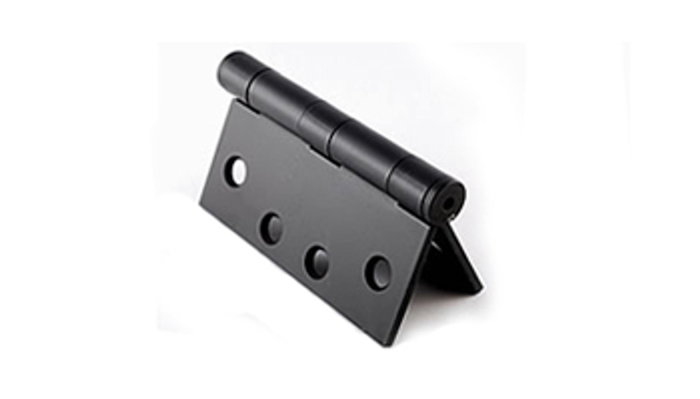 Black Butt Hinge, 4in x 4in