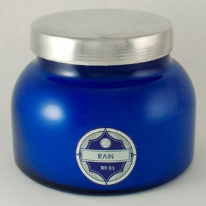 Capri Blue 19 oz. Signature Jar Candle Rain for Spiritual Cleansing & Purification Of Your Energetic Layers