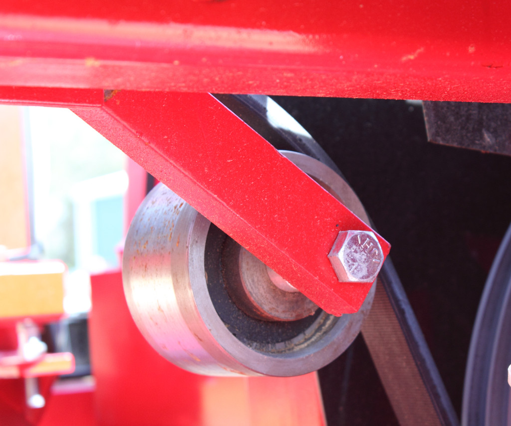 P2B idler pulley