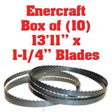 "Box of 10 Blades 13'11"" x 1-1/4"" Enercraft"