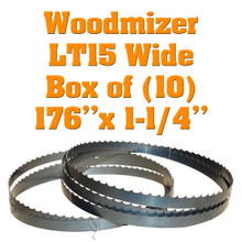 Band saw blades for Woodmizer LT15 Wide