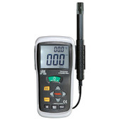 DT-625 Temperature and Humidity Meter with Wet Bulb and Dew Point