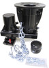 NEW CONVERT-A-BALL   7 1/2 Offset  5th Wheel to Gooseneck Adapters 12 to 16 inch