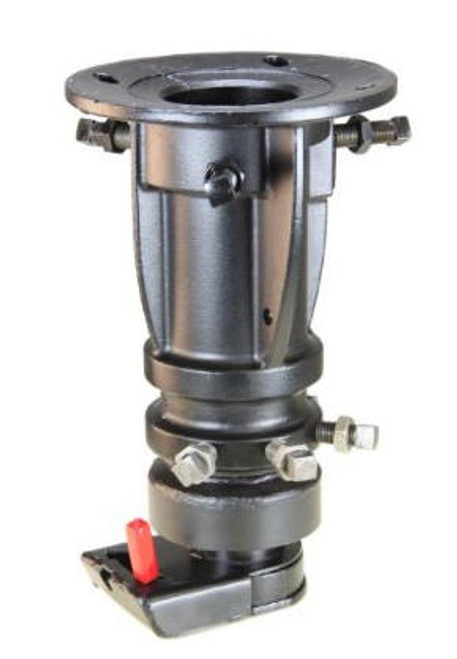 """NEW CONVERT- A - BALL 5th Wheel  to gooseneck Adapter Straight  12"""" to 16"""""""