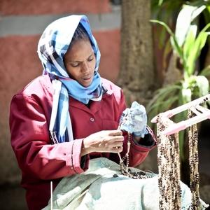 Fair Anita partner women artisans from Ethiopia.