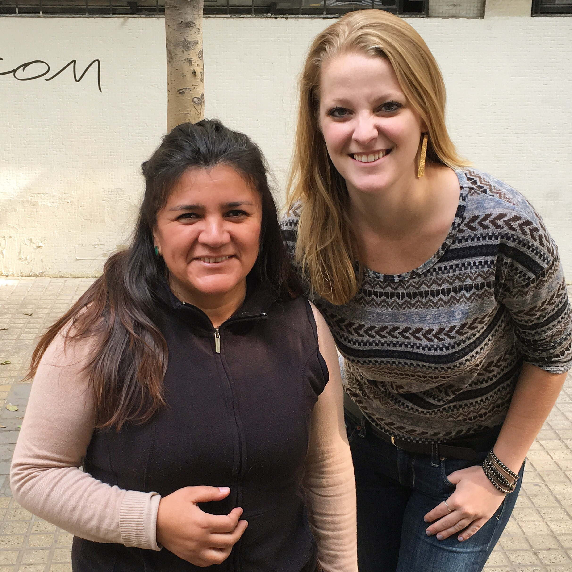 Fair Anita works with 3 great fair trade organizations in Chile, along with this very talented woman, Ana. Fair Trade products are typically made from their natural resources, including copper, semi-precious stones, and brass.