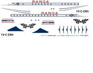 1/144 Scale Decal RANSA Stratucruiser