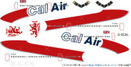 1/200 Scale Decal Cal Air DC-10