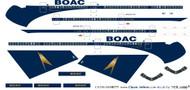 1/200 Scale Decal British Airways 777 BOAC Retro