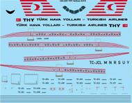 1/144 Scale Decal THY Turk Hava Yollari Airbus A310