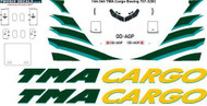 1/144 Scale Decal TMA 707-320C