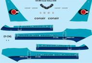 1/144 Scale Decal Conair Airbus A320