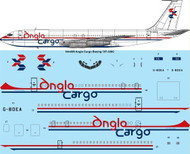1/144 Scale Decal Anglo Cargo Boeing 707-338C