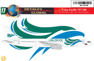 1/144 Scale Decal Cebu Pacific 757-200