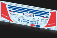1/144 Scale Decal Northwest 707