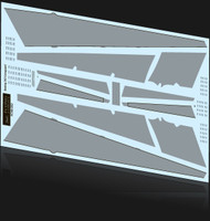 1/144 Scale Decal Coroguard 767 (2 Pack)