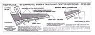 1/200 Scale Decal 737-300 / 400 / 500 Coroguard