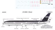 1/144 Scale Decal LTU MD-11