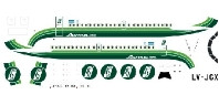 1/144 Scale Decal Austral BAC-111 Green