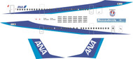 1/144 Scale Decal ANA Dash 8-400