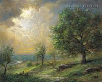 Adam Ondi Ahman 20x24 LE Signed & Numbered - Giclee Canvas
