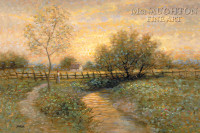 Eventide 20x30 LE Signed & Numbered - Giclee Canvas