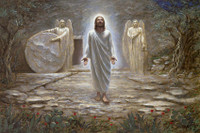 He Is Risen 20x30 LE Signed & Numbered - Giclee Canvas