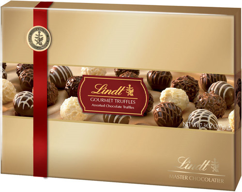 207g Lindt Gourmet Assorted Truffles