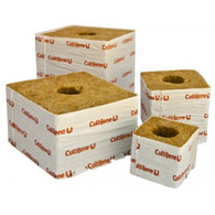 "Cultilene Rockwool Cubes 3"" Small Hole"