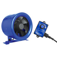 Hyper Fan 150mm Inline Fan & Speed Controller (535 M3/hr)