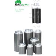 Rhino Hobby Carbon Filter 150mm X 300mm (600 M3/hr)