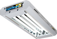 Lightwave T5 (2ft X 2 Tube)  Complete Fluorescent Unit